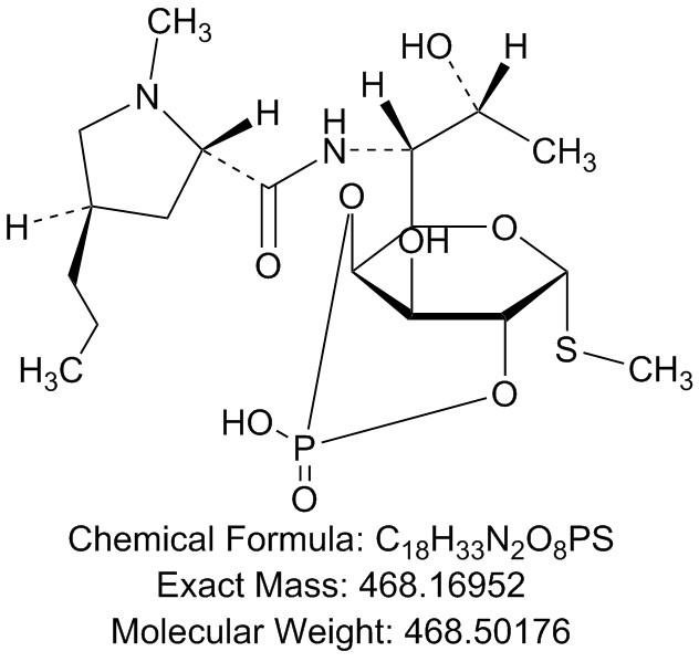 Clindamycin Phosphate Ep Impurity G Lincomycin 24 Phosphate