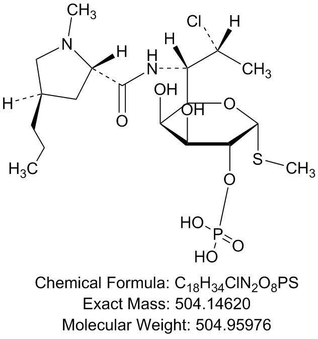 Clindamycin Phosphate Ep Impurity L